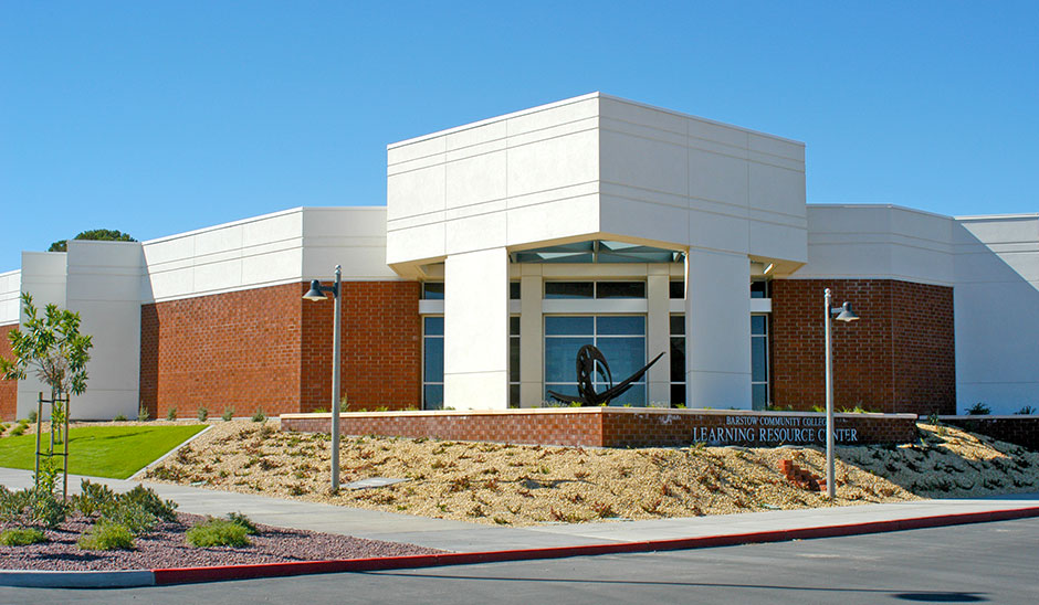 Barstow College Library / Learning Resource Center