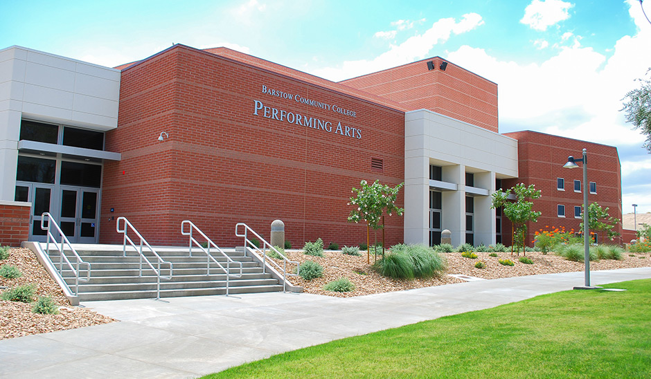 Barstow College Performing Arts Center