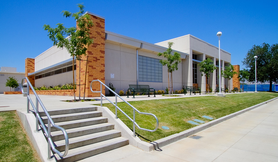 West Hills College Coalinga Wellness Center Modernization