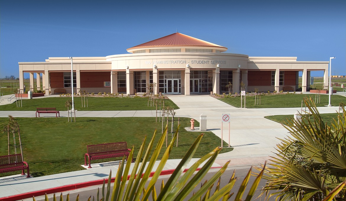 West Hills College Lemoore 100 Administration – Student Services
